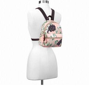 COACH Floral Mini Backpack